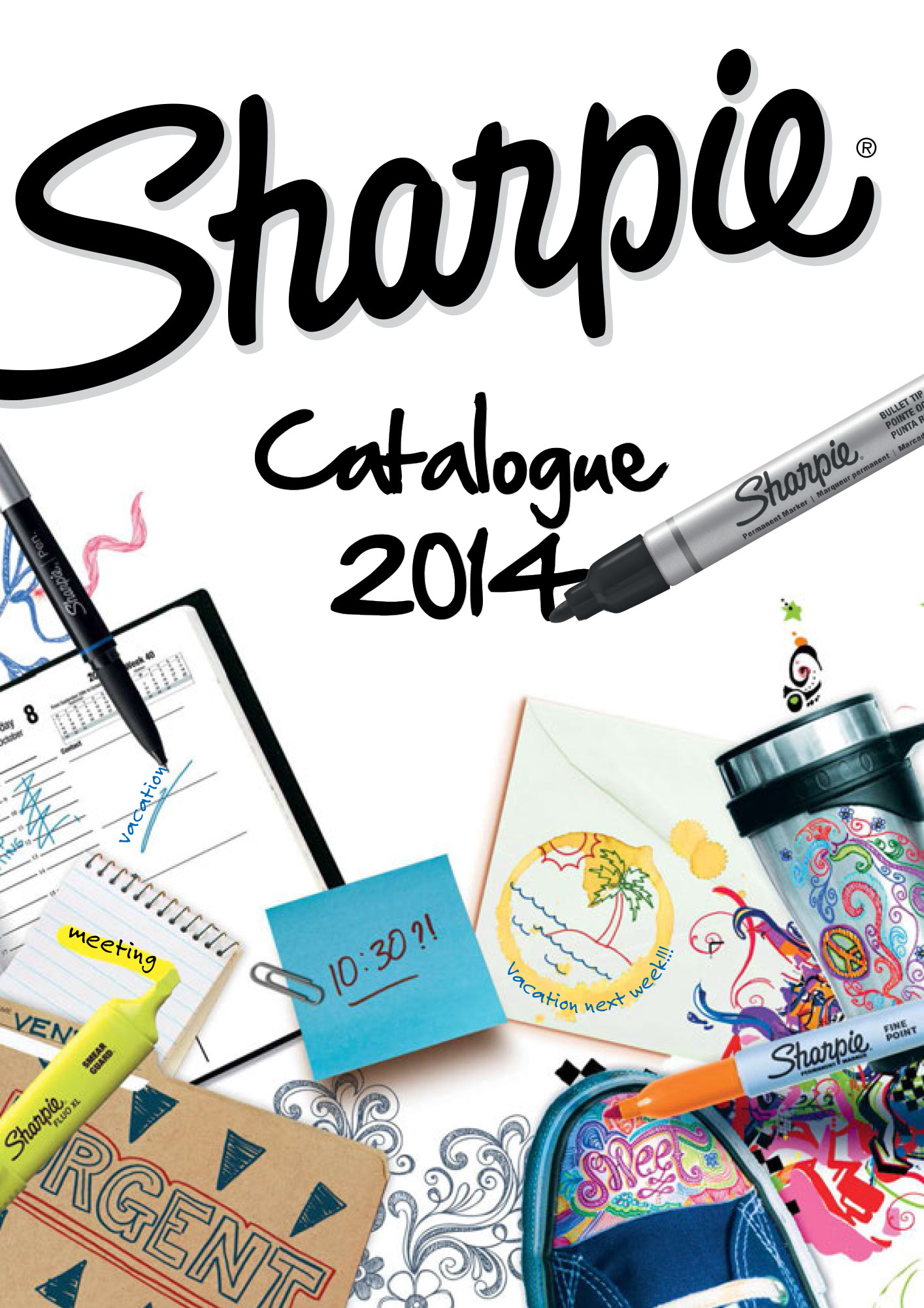 Catalog Sharpie 2014